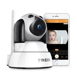 FREDI HD Hundekamera Haustier Kamera