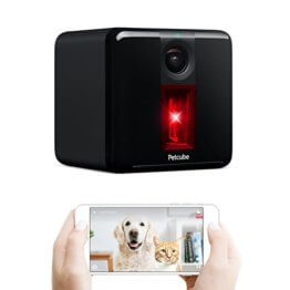 Petcube Play Hunde / KatzenKamera mit Laser Spielfunktion